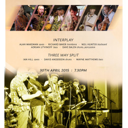 Interplay celebrates International Jazz Day – a moment to savour!
