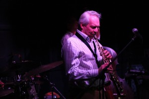 Alan Wakeman with Interplay at Stratford Jazz